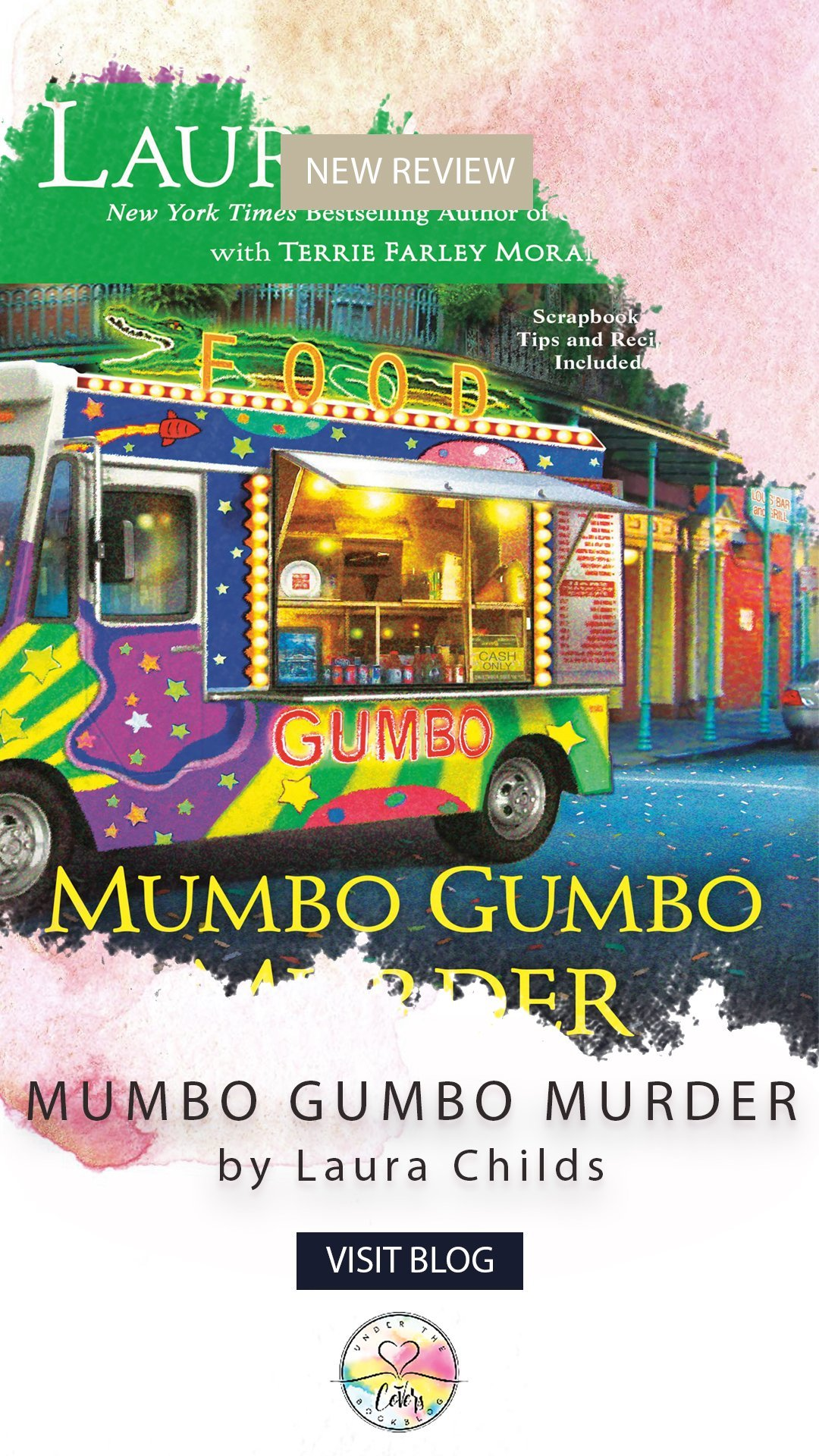 ARC Review: Mumbo Gumbo Murder by Laura Childs