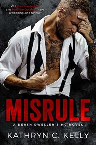Misrule by Kathryn C. Kelly