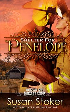 Shelter for Penelope by Susan Stoker