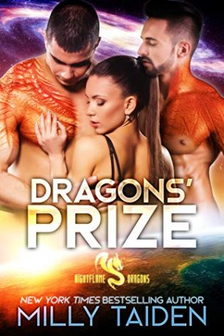 Dragon's Prize by Milly Taiden