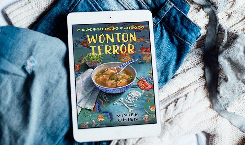 ARC Review: Wonton Terror by Vivien Chien