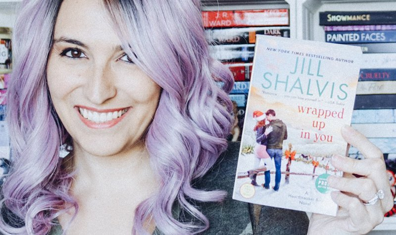 ARC Review: Wrapped Up in You by Jill Shalvis
