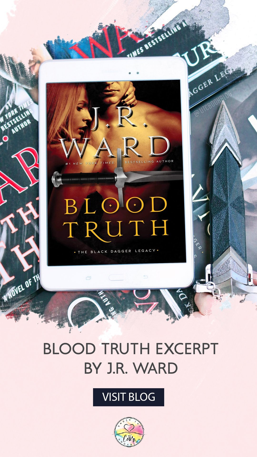 Excerpt from BLOOD TRUTH by J.R. Ward