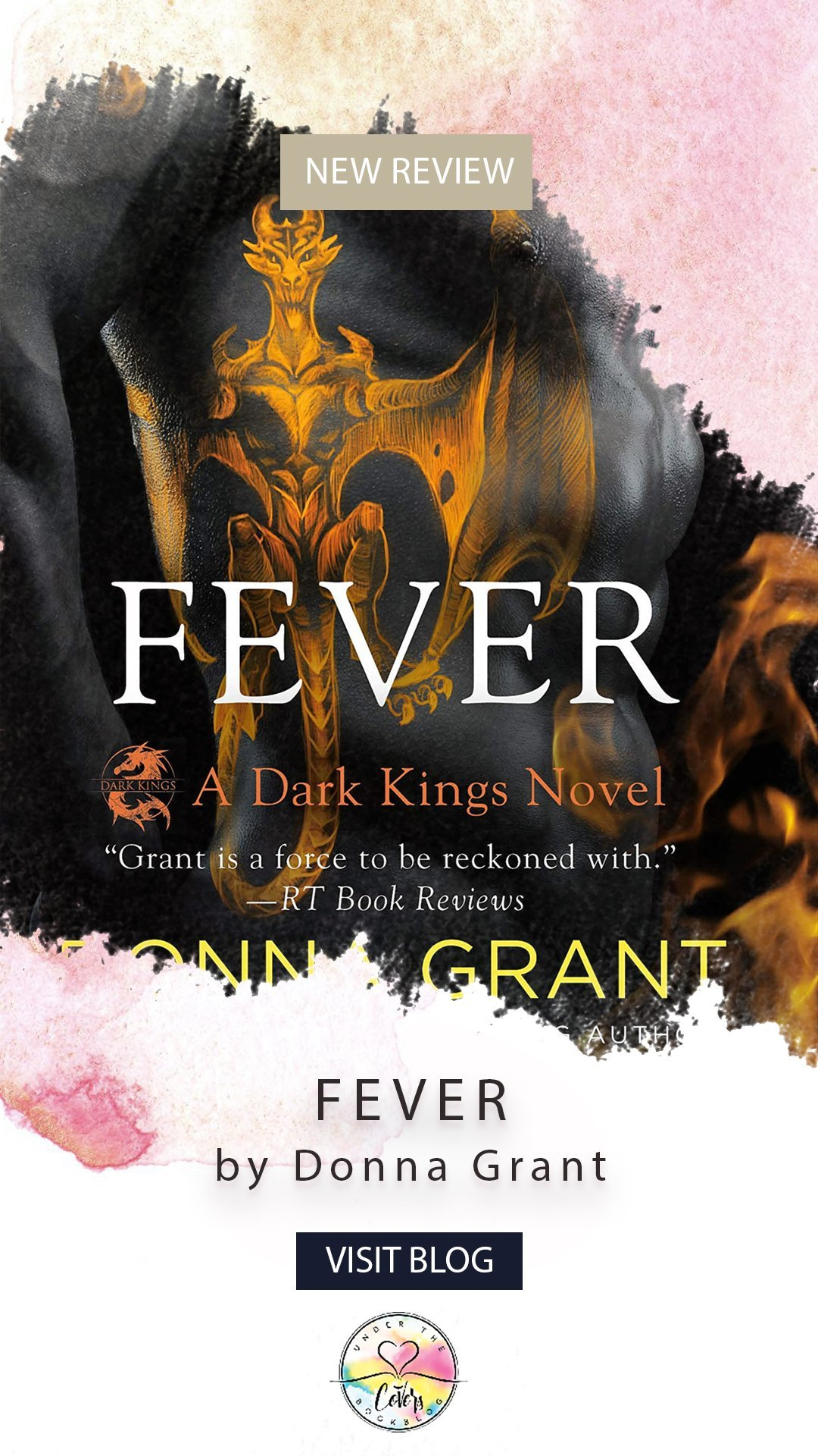 Review: Fever by Donna Grant