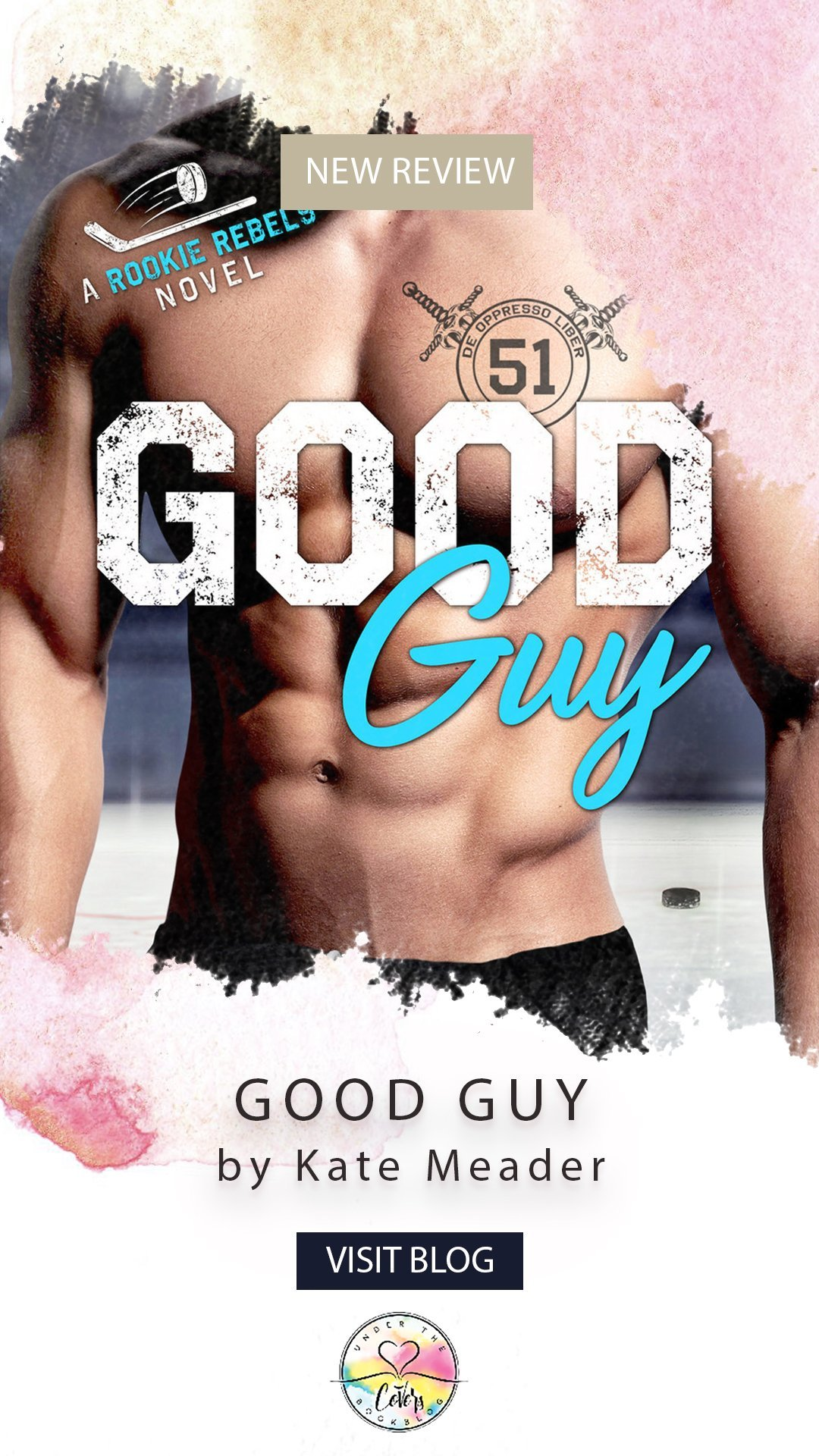 ARC Review: Good Guy by Kate Meader