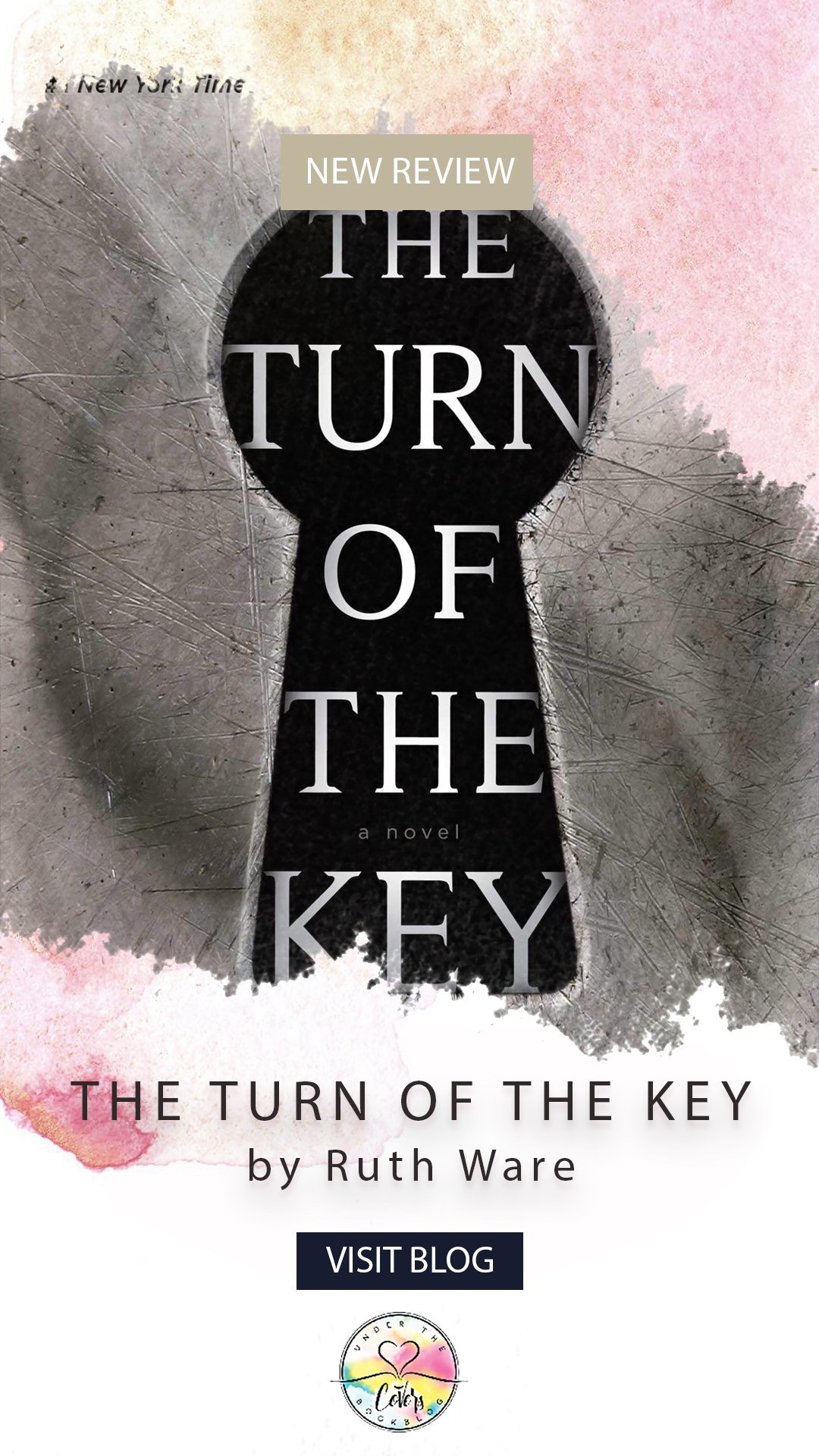 ARC Review: The Turn of the Key by Ruth Ware