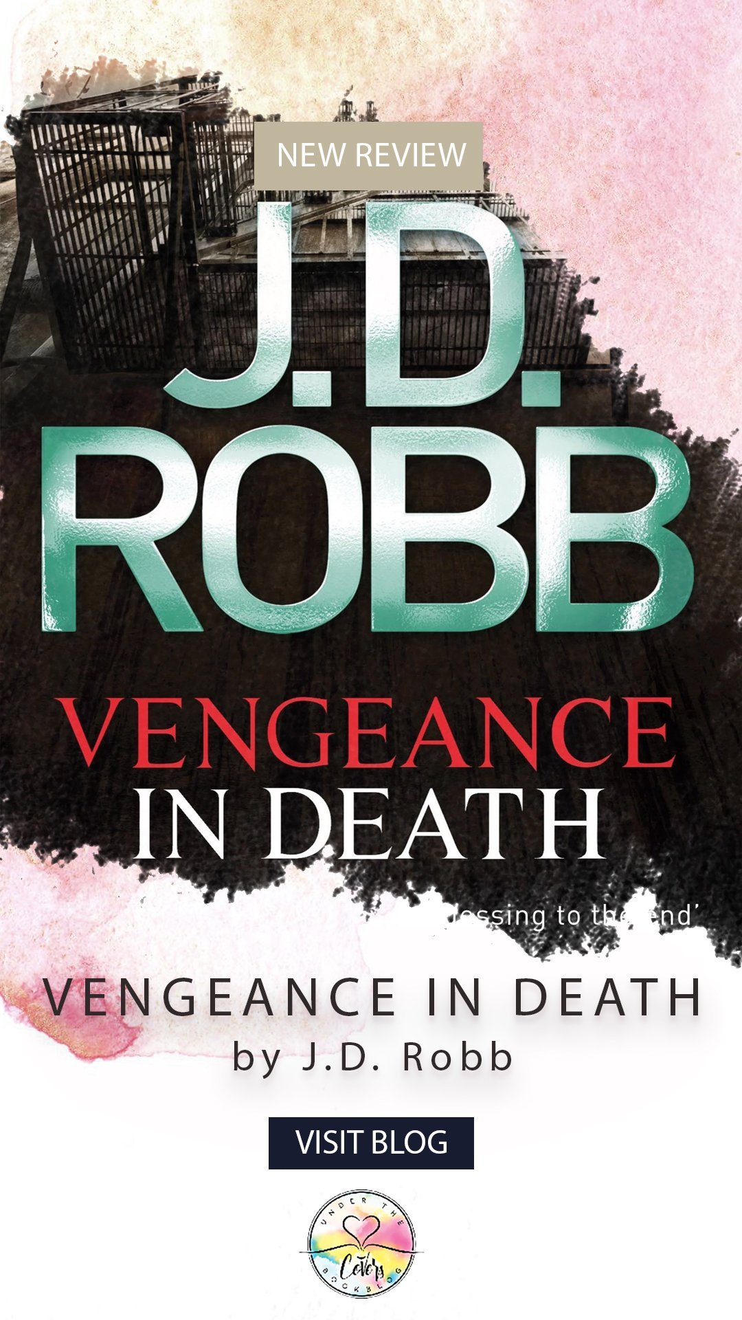Buddy Read: Vengeance in Death by J.D. Robb