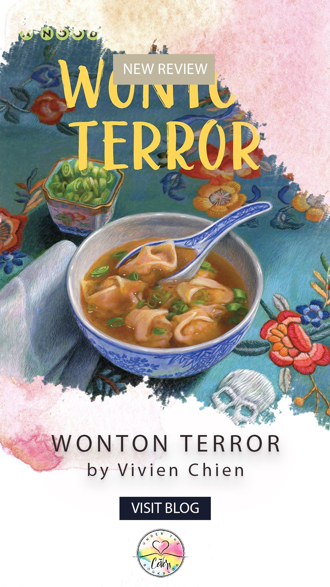 ARC Review: Wonton Terror by Vivien Chien