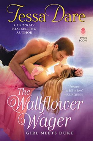 ARC Review: The Wallflower Wager by Tessa Dare