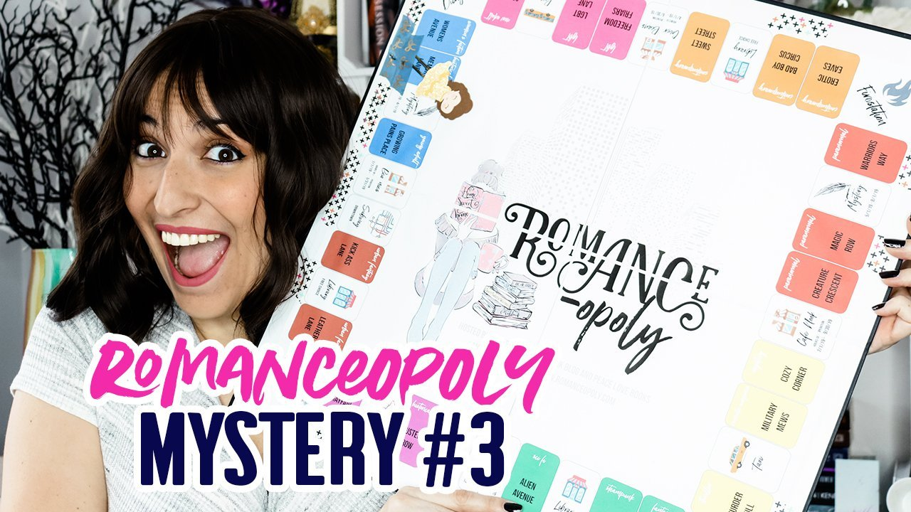 #Romanceopoly Mystery # 3 Challenge Announcement