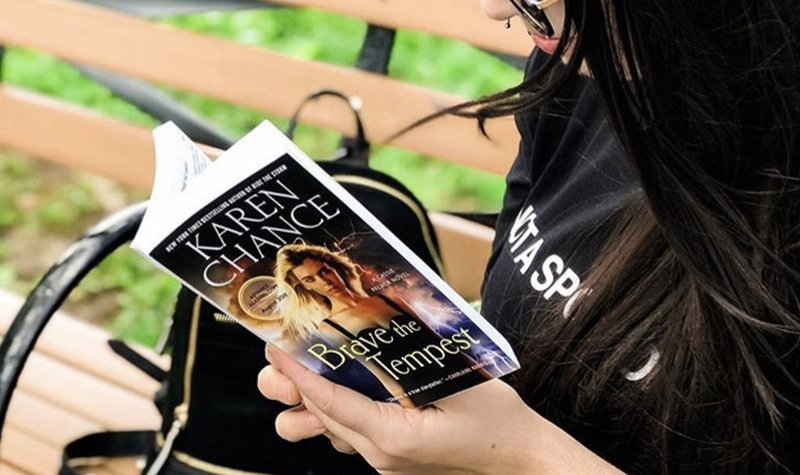 ARC Review: Brave the Tempest by Karen Chance