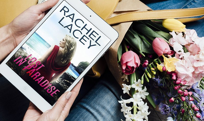 Review: Lost in Paradise by Rachel Lacey