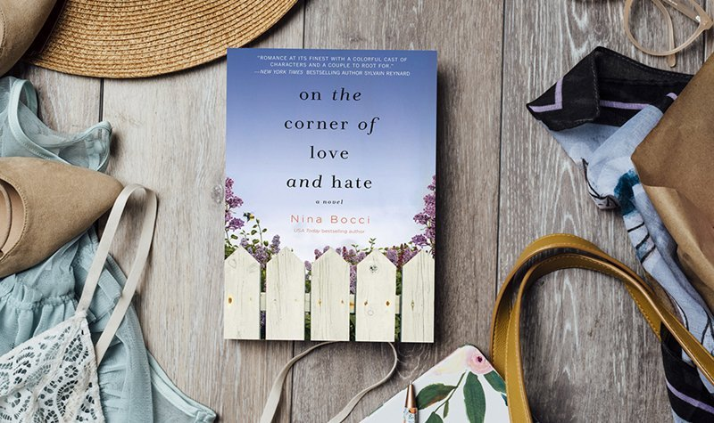 ARC Review: On the Corner of Love and Hate by Nina Bocci