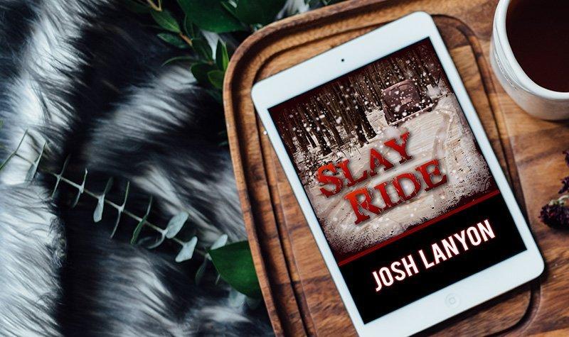 Review: Slay Ride by Josh Lanyon