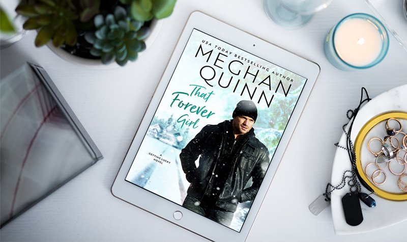 ARC Review: That Forever Girl by Meghan Quinn