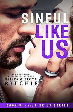 Sinful Like Us by Krista Ritchie, Becca Ritchie