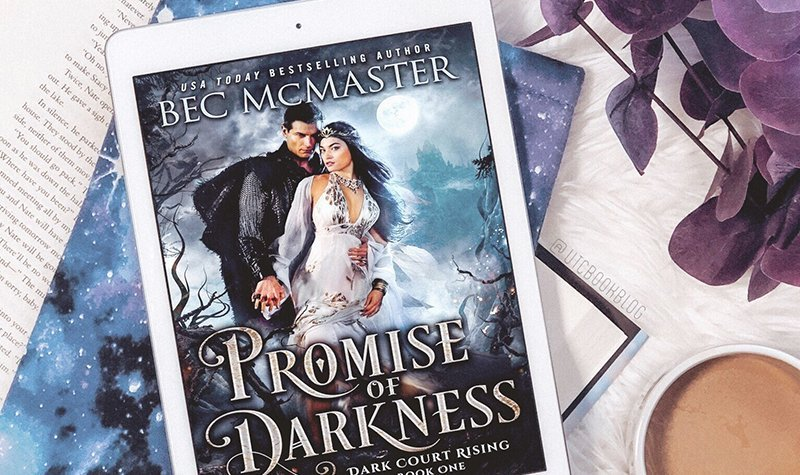 ARC Review: Promise of Darkness by Bec McMaster