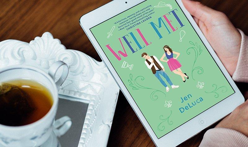 ARC Review: Well Met by Jen DeLuca