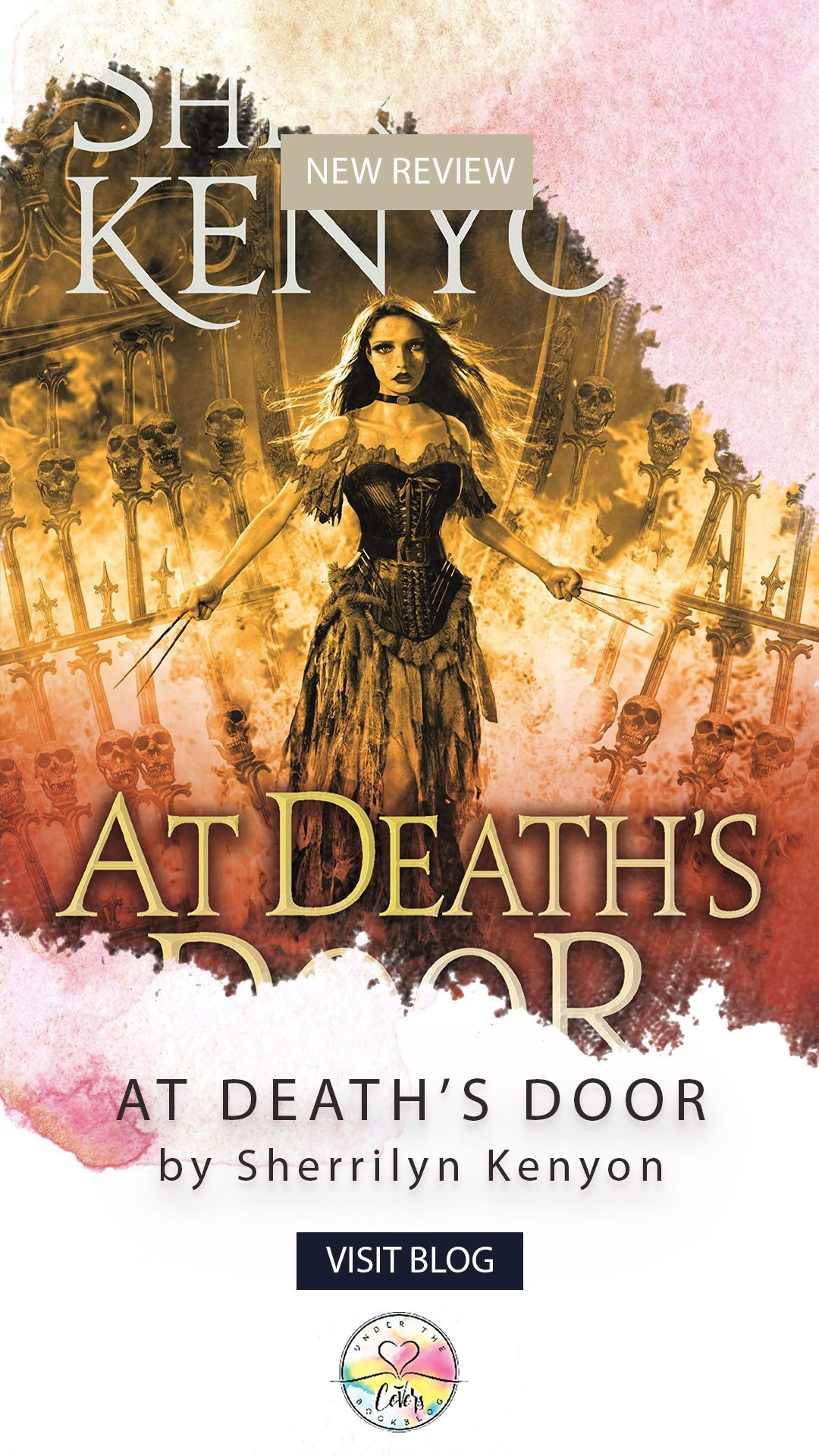 ARC Review: At Death's Door by Sherrilyn Kenyon
