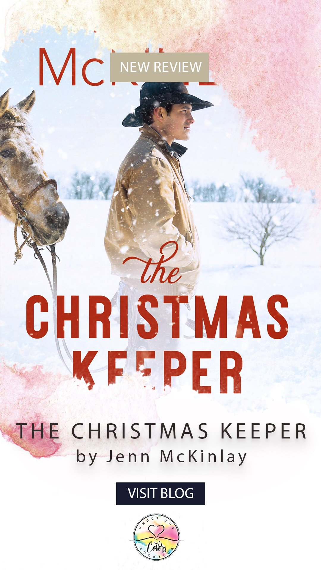 ARC Review: The Christmas Keeper by Jenn McKinlay