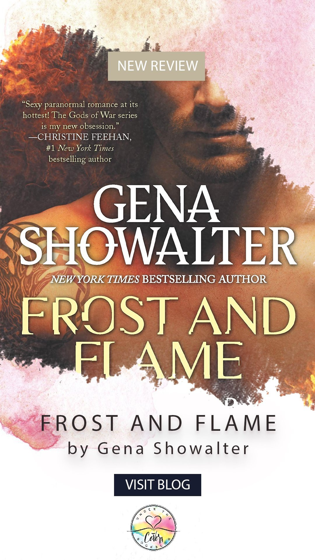 ARC Review: Frost and Flame by Gena Showalter