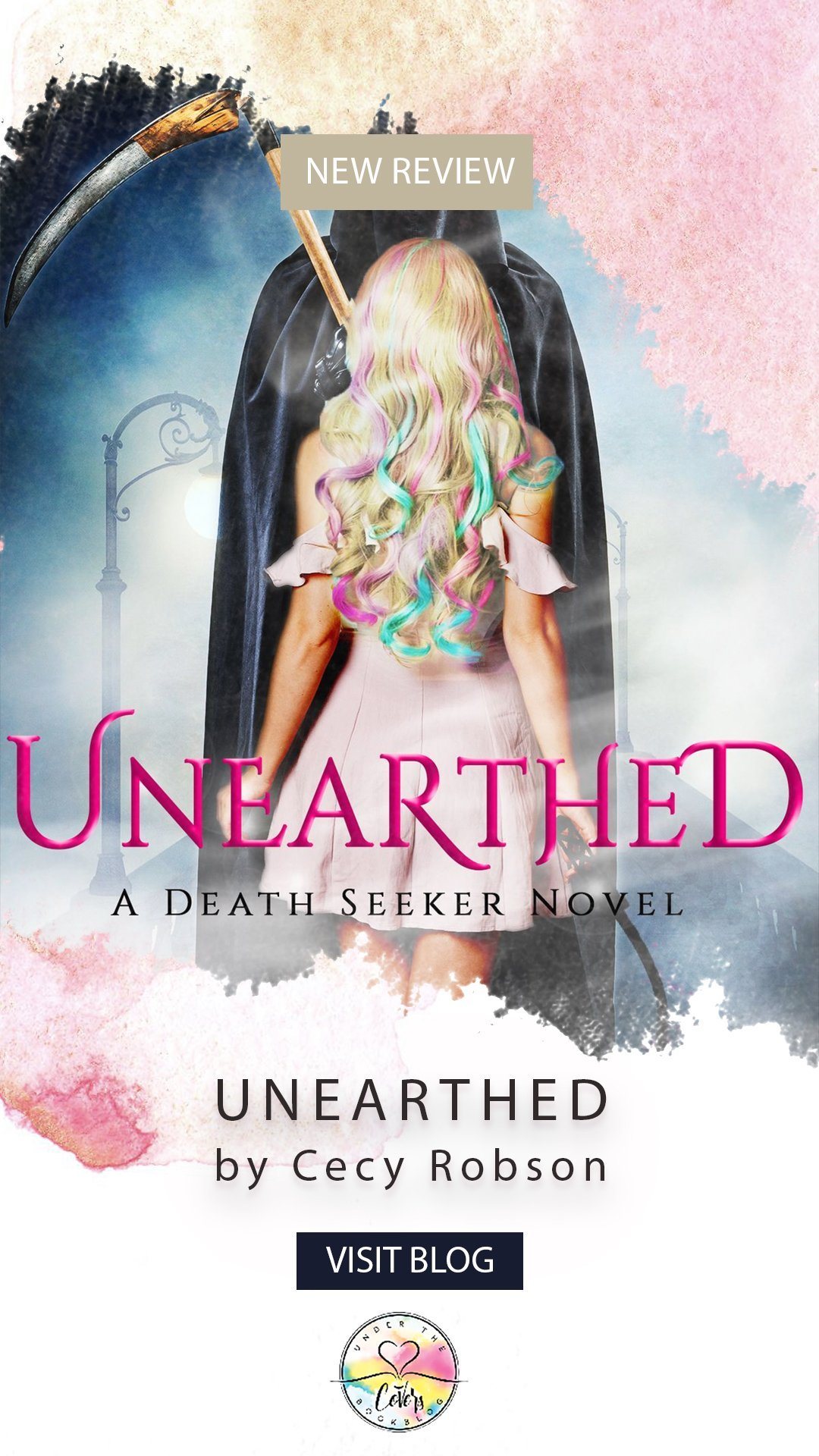 ARC Review: Unearthed by Cecy Robson