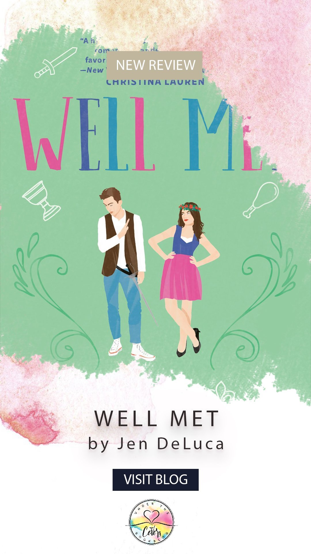 ARC Review: Well Met by Jen DeLuca