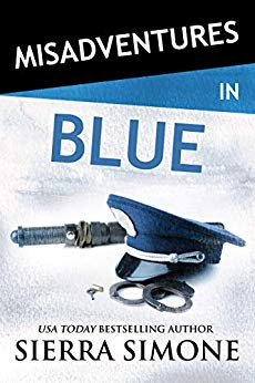 Misadventures in Blue by Sierra Simone