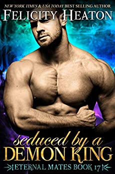 Seduced by a Demon King by Felicity Heaton