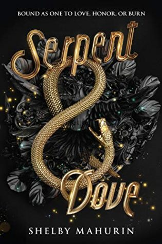 ARC Review: Serpent & Dove by Shelby Mahurin