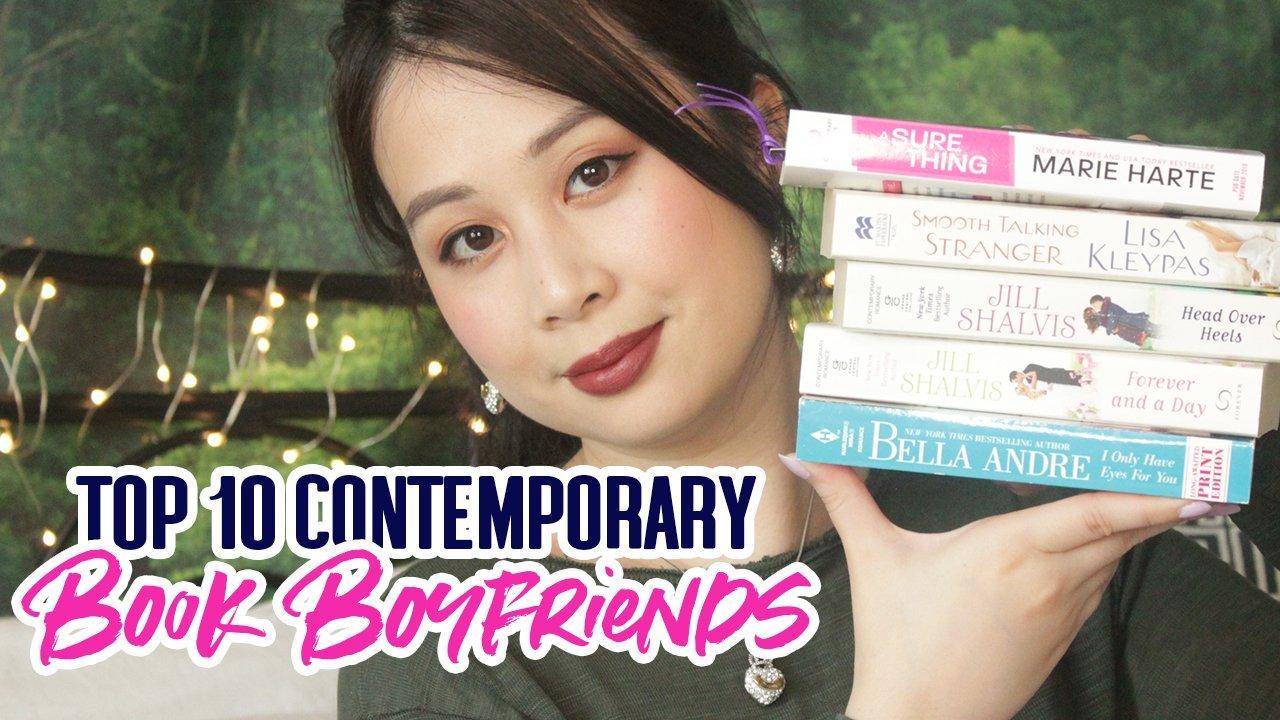 Top 10 Contemporary Romance Book Boyfriends