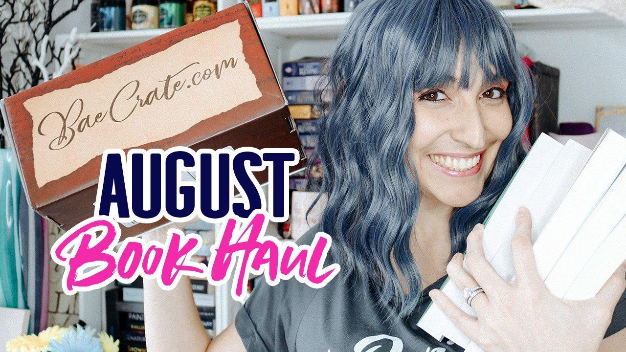 Book Haul: August 2019