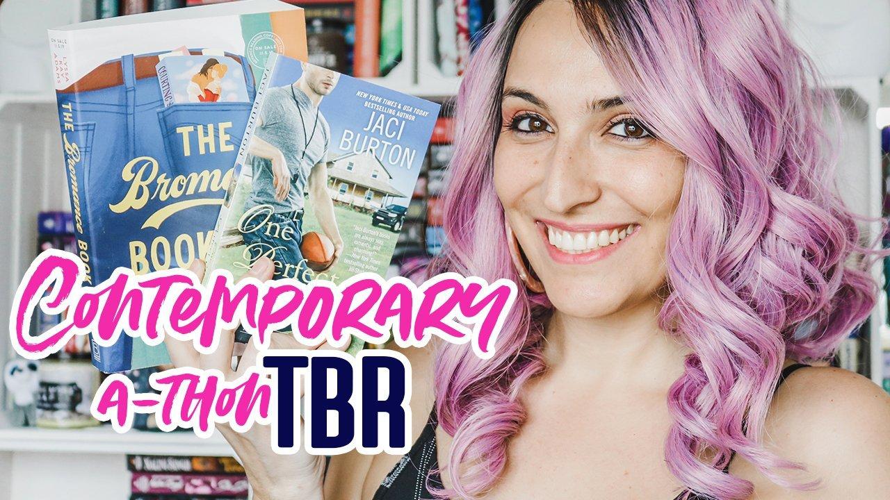 September #Contemporary-a-thon Round 5 TBR