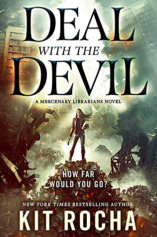 ARC Review: Deal with the Devil by Kit Rocha