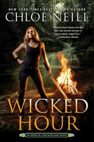 ARC Review: Wicked Hour by Chloe Neill