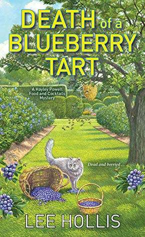 Death of a Blueberry Tart by Lee Hollis
