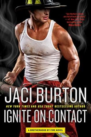 ARC Review: Ignite on Contact by Jaci Burton