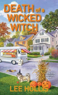 ARC Review: Death of a Wicked Witch by Lee Hollis