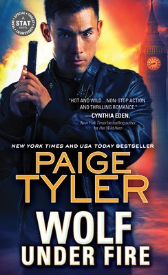 ARC Review: Wolf Under Fire by Paige Tyler