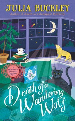 ARC Review: Death of a Wandering Wolf by Julia Buckley