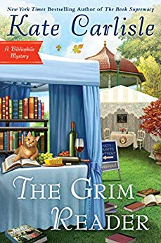 ARC Review: The Grim Reader by Kate Carlisle