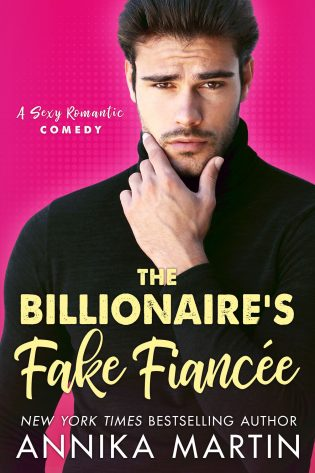 ARC Review: The Billionaire's Fake Fiancée by Annika Martin