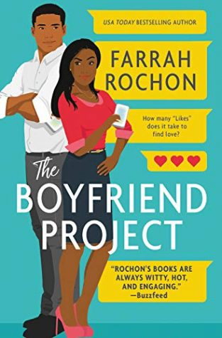 ARC Review: The Boyfriend Project by Farrah Rochon