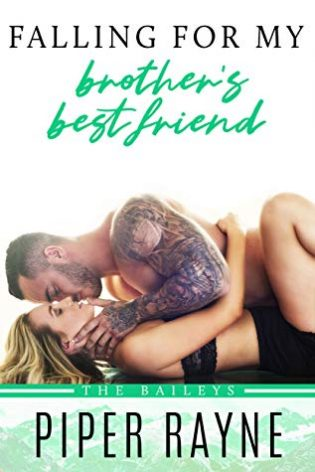 Falling For My Brothers Best Friend by Piper Rayne