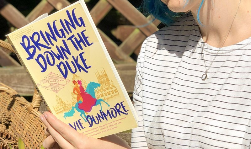 ARC Review: Bringing Down the Duke by Evie Dunmore