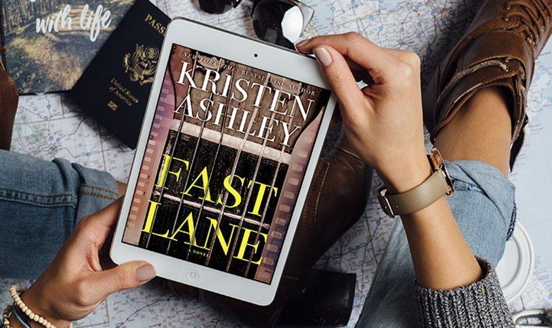 ARC Review: Fast Lane by Kristen Ashley