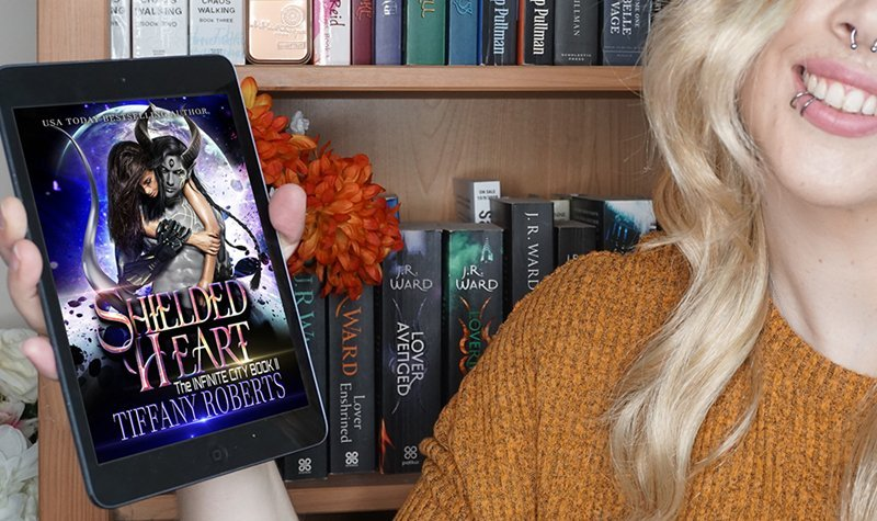 ARC Review: Shielded Heart by Tiffany Roberts