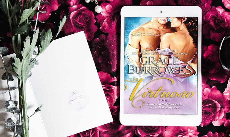 ARC Review: The Virtuoso by Grace Burrowes