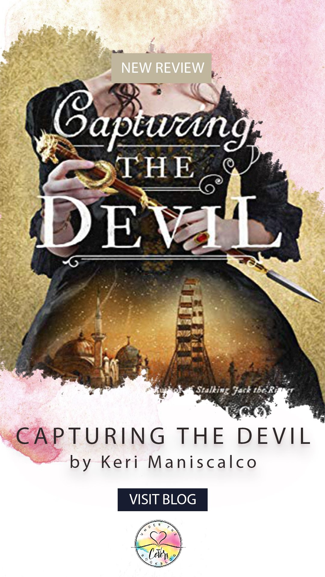 Review: Capturing the Devil by Kerri Maniscalco