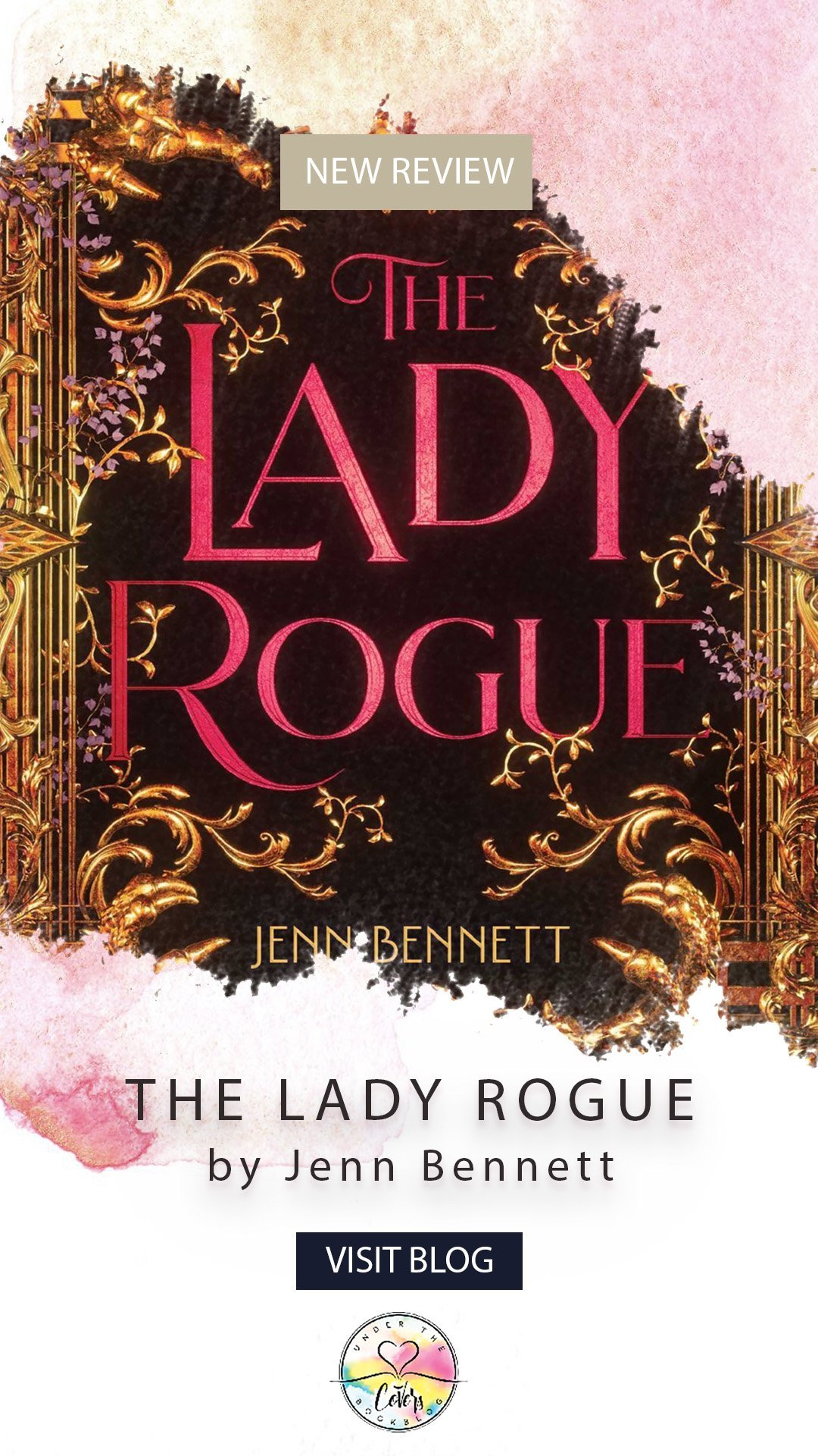 ARC Review: The Lady Rogue by Jenn Bennett